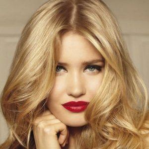 Цвет бровей для блондинок