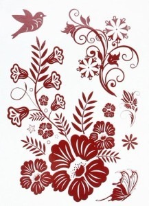 Рисунок мехенди