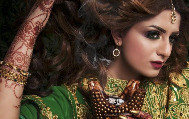 Стили мехенди: особенности росписи хной в индийском, арабском, африканском и европейском стиле