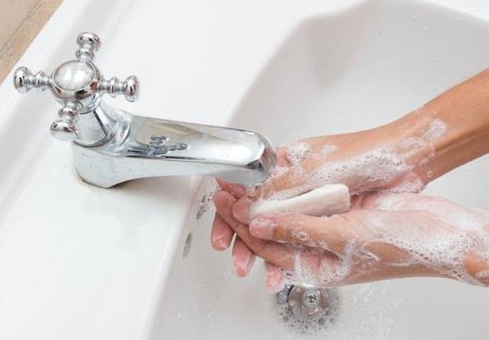 Пена и мыло