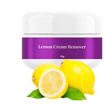 Кремовый ремувер Lemon